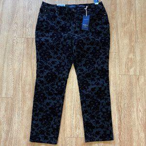 Charter Club Jeans - NWT Charter Club Lexington Black Skinny Jeans - 18